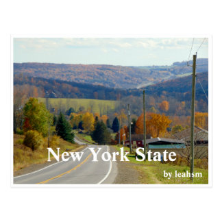 New York State Postcard