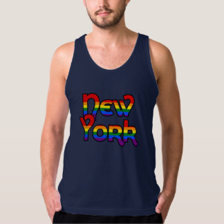 New York state pride Tank Top