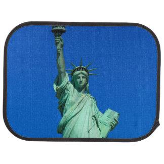New-York, Statue of Liberty Car Mat