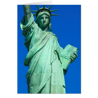 New-York, Statue of Liberty Card