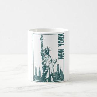 New York-Statue of Liberty Coffee Mug