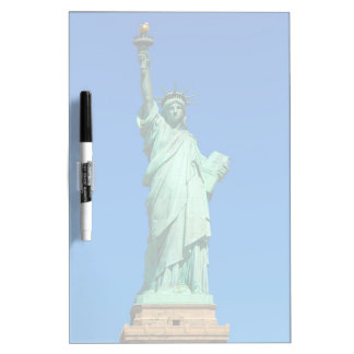 New-York, Statue of Liberty Dry Erase Board
