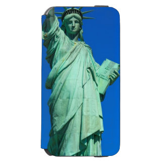 New-York, Statue of Liberty Incipio Watson™ iPhone 6 Wallet Case