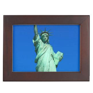 New-York, Statue of Liberty Keepsake Box