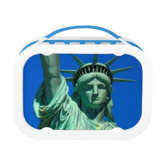 New-York, Statue of Liberty Lunch Boxes