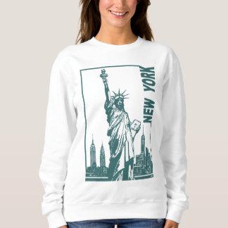 New York-Statue of Liberty Sweatshirt