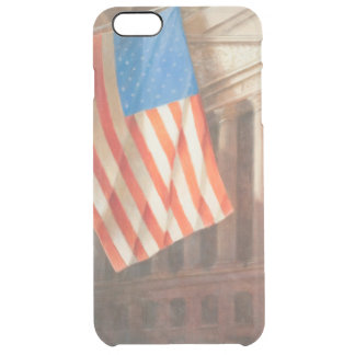 New York Stock Exchange 2010 Clear iPhone 6 Plus Case