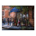 New York - Store - Greenwich Village - Jefferey's Post Cards