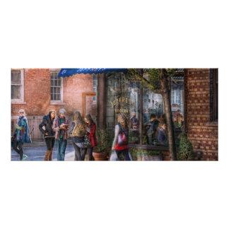 New York - Store - Greenwich Village - Jefferey's Rack Card