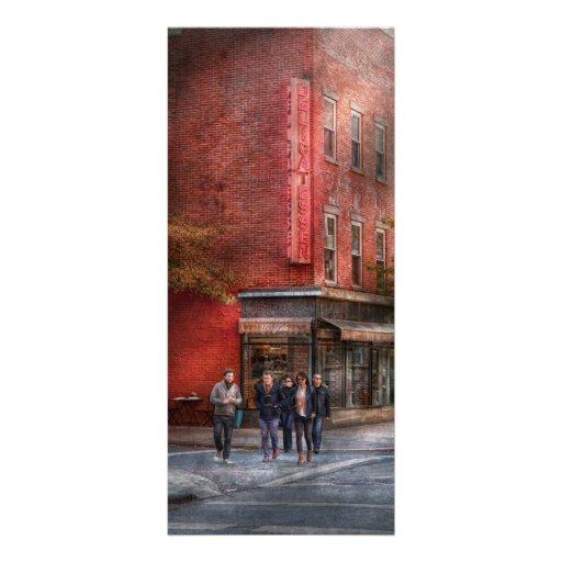 New York - Store - The old delicatessen Custom Rack Cards