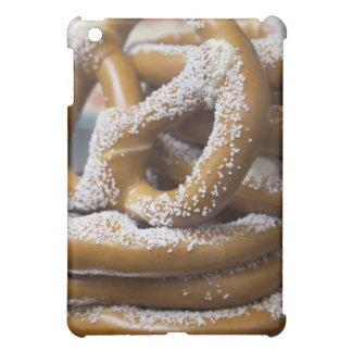 New York street vendor's huge pretzels for sale iPad Mini Cover