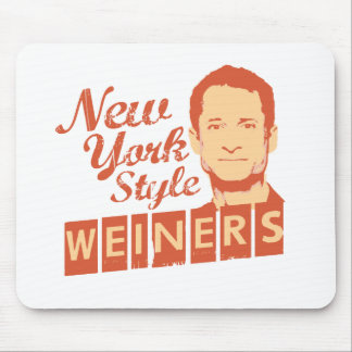 New York Style Weiners Mousepad