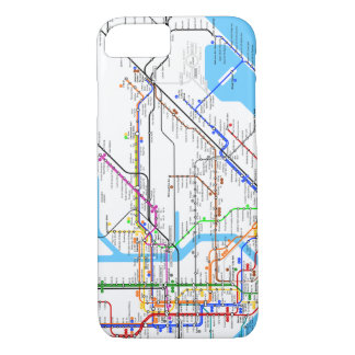 New York Subway - iPhone 7 case