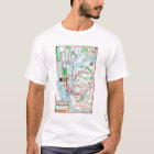 New York: Subway Map, 1940 T-Shirt