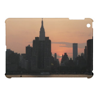 New York Sundown-Skyline iPad Mini Covers