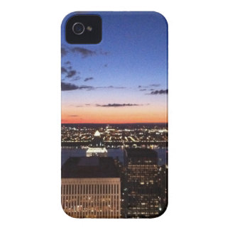 New York Sunset iPhone 4 Case