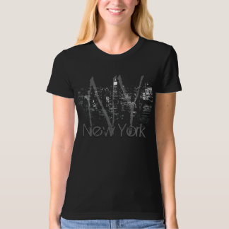 New York T-Shirt Women's New York Organic T-Shirt