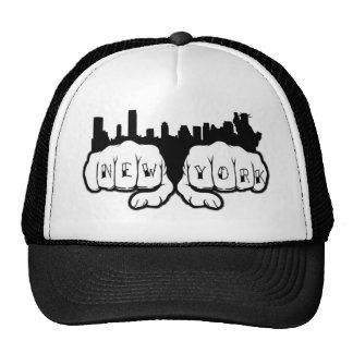 New York Tattoo Trucker Hat