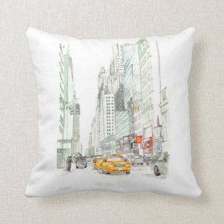 New York taxi Cushion