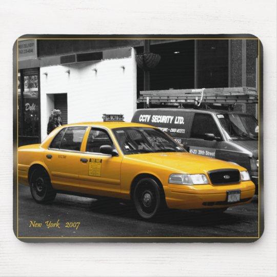 New York-Taxi Mouse Mat