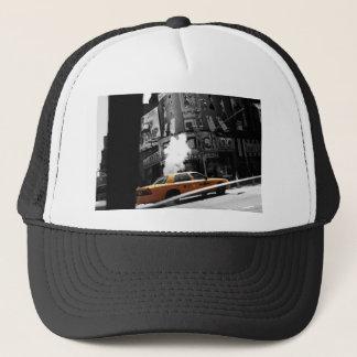 New York Taxi Trucker Hat
