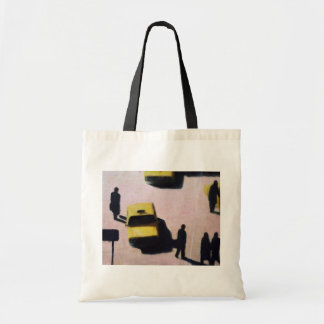 New York Taxis 1990 Tote Bag