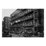 New York Tenement - 1912 Posters