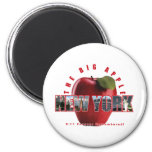 New York The Red Apple - 9/11 Forever Remembered!