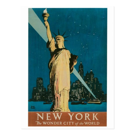 New York: The Wonder City of the World