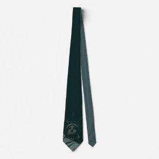 New York Ties Statue of Liberty New York Neckties