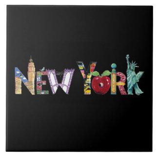 New York tile