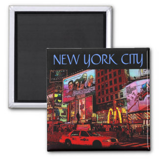 New York (Times Sq.) Magnet