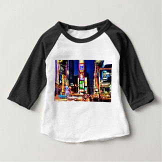 NEW YORK TIMES SQUARE BABY T-Shirt
