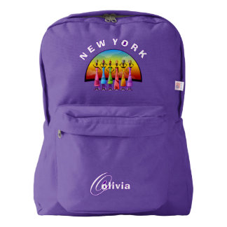 New York Tribe Backpack