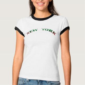 new york tshirt design big apple tee
