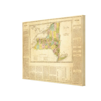 New York, US Canvas Print