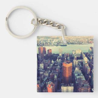 New York, USA Key Ring