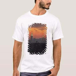 New York, USA. Skyline of uptown Manhattan T-Shirt