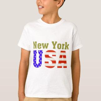 New York USA! T-Shirt