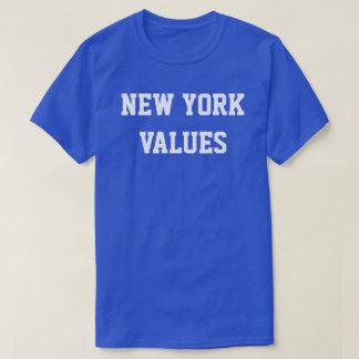 New York Values T-Shirt