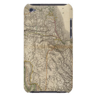 New York, Vermont, New Hampshire, etc iPod Touch Cover
