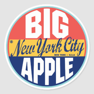 New york stickers - Stickers geant new york ...