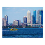 New York Water Taxi Post Card