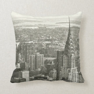New York Winter Cushion