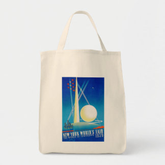 New York World s Fair Bag