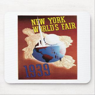 New York World s Fair Mouse Pad