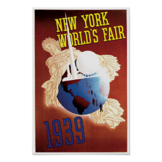 New York World s Fair Print