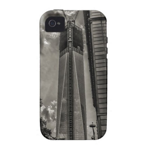 New York World Trade Center Freedom Tower iPhone 4 Cases
