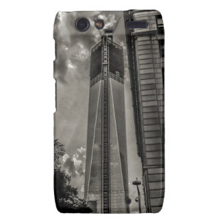 New York World Trade Center Freedom Tower Motorola Droid RAZR Covers