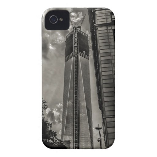 New York World Trade Center Freedom Tower Case-Mate iPhone 4 Case